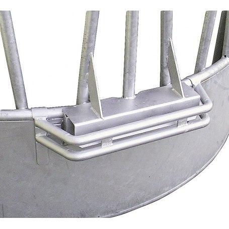 Dreipunkt-Schutzbügel für Rundraufe