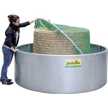 Patura Ring Ø 195 cm für Futtersparnetze