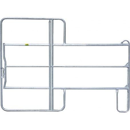 Patura Panel-3 mit Tor, Länge 300 cm