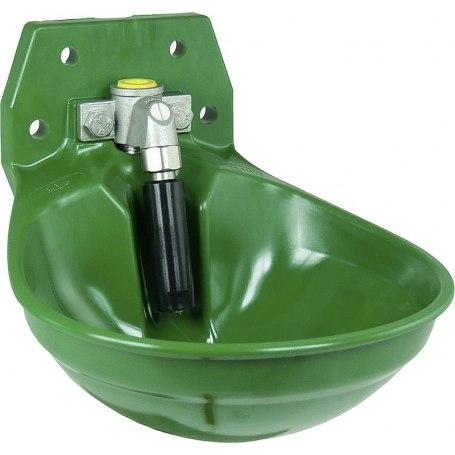 Rohrventil-Becken Mod. 12P mit 3/4'' Edelstahlventil