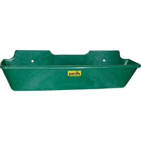 Patura Kunststoff Langtrog, 50 Liter