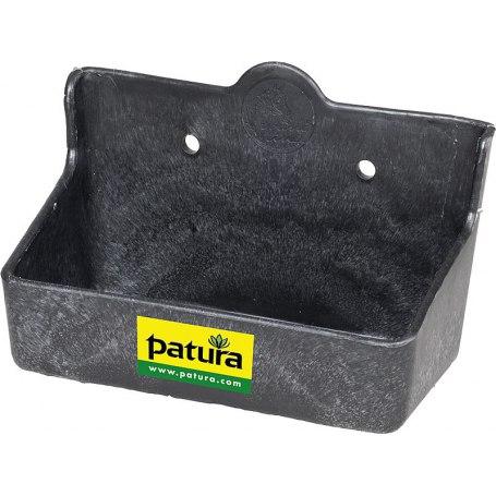Kunststoff-Lecksteinhalter, für  2 kg Stein, klein