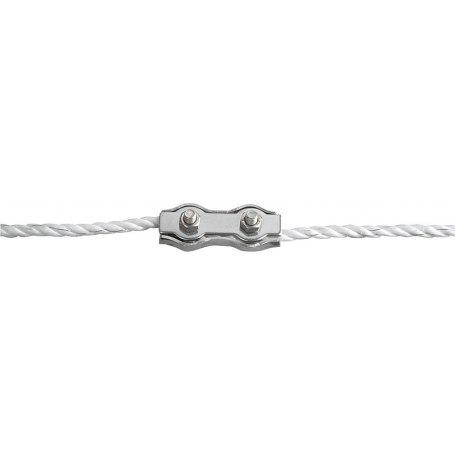 Seilverbinder Edelstahl für Seile, 103903, 103910