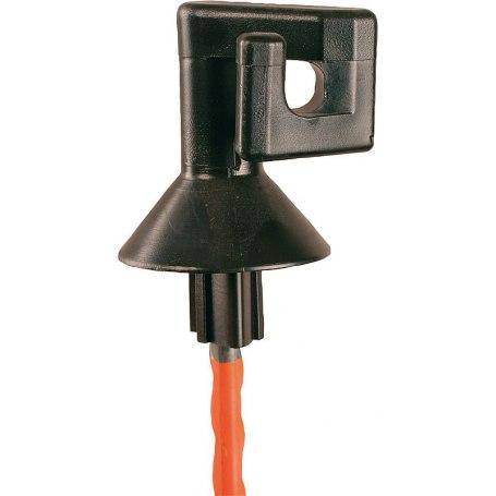 Ersatz-Kopfisolator mit Kunststofföse, 1062025, 1063025