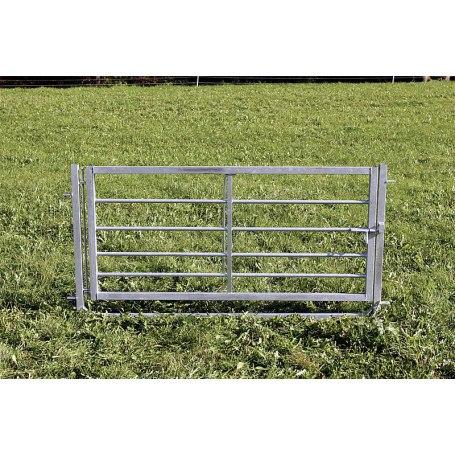 Tor mit Rahmen Breite 1,83 m für Schafe
