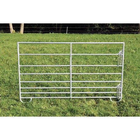 Mini-Panel 1,83 m, H 1,10 m von Patura für Schafe