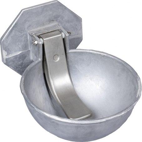 Aluminium Anbau-Tränkebecken Compact