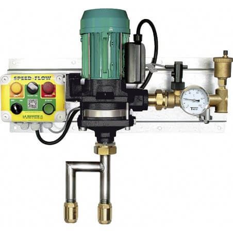 Umwälzpumpe Speed-Flow 550 Watt, Umlaufsystem