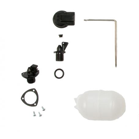 Schwimmerventil komplett zu Prebac 90 l Hochdruck Servicepack
