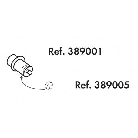 Ventil komplett für Zungenbecken Compact Model