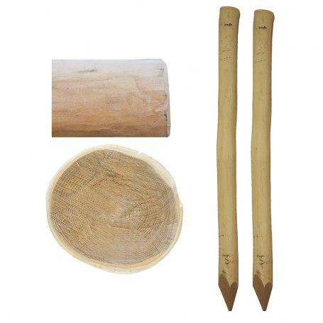Robinienpfahl rund, Ø 16-18 cm, 219110