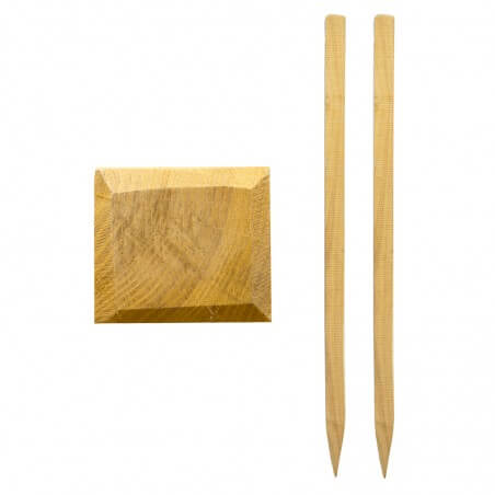Robinienpfahl vierkant, 219100