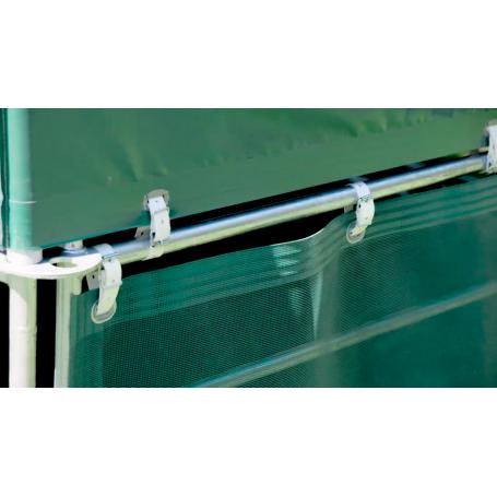 Windschutznetze für Steckfix-Horden für Schafe