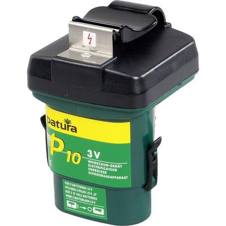 P10 Weidezaun-Gerät für 2 Monozellen