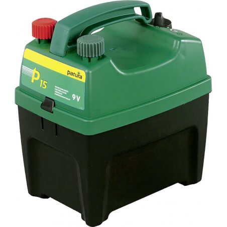 141100 P15, Weidezaun-Gerät für 9 V Batterie