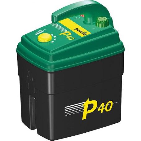 P40 Weidezaun-Gerät für 9 Volt Batterie