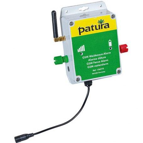 Patura Zaunüberwachung mit Ihrem Smartphone