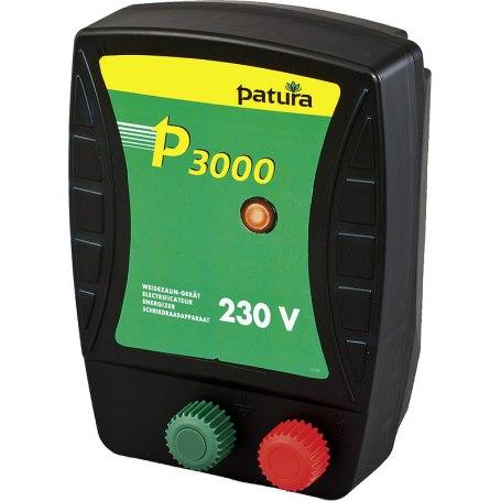 P3000, Weidezaun-Gerät für Netzanschluss