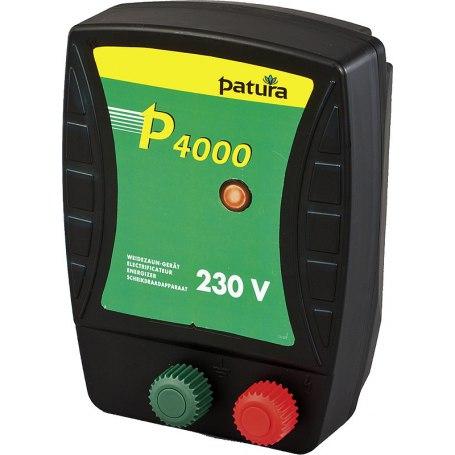 P4000 Weidezaun-Gerät für 230 V Netzanschluss