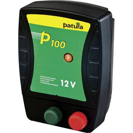 P100, Weidezaun-Gerät für 12 Volt Akku