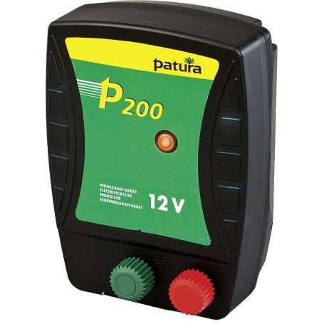 P200, Weidezaun-Gerät für 12 Volt Akkugerätes