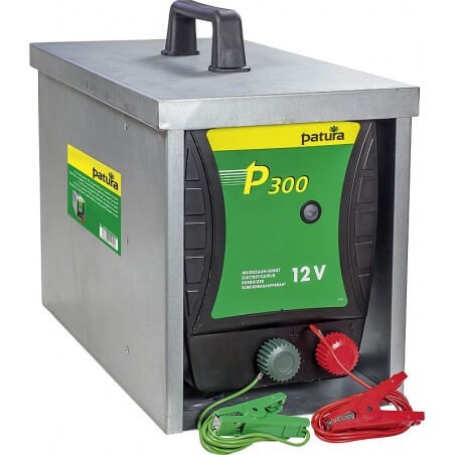 P300 Weidezaungerät für 12 Volt Akku  mit Tragebox