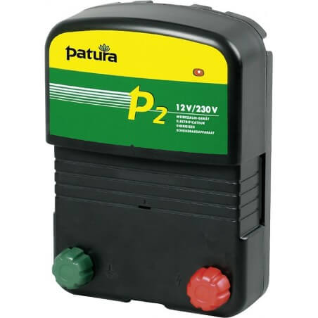P147210 PATURA Kombi-Elektrozaungerät für kurze Zäune