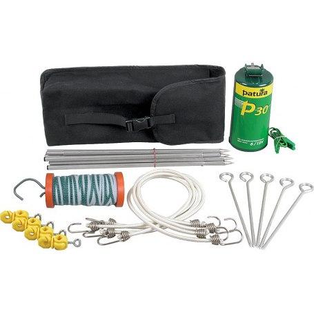 Wanderreiterset, Packtasche mit P30-Gerät