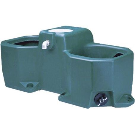 Laufstall- und Weidetränke Mod. WT80 mit Hochleistungs-Schwimmerventil