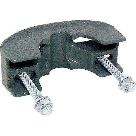 Befestigungsbügel für Rohre 2'' bis 3'' passend für Mod. 46, Lac 5 und Lac 55