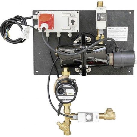 Suevia Umlaufheizsystem Mod. 311 mit Rücklauftemperatur-Steuerung