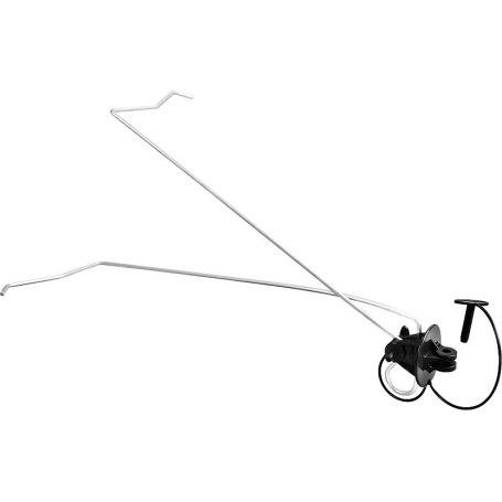 Abstandhalter mit Stift-Isolator, 166610