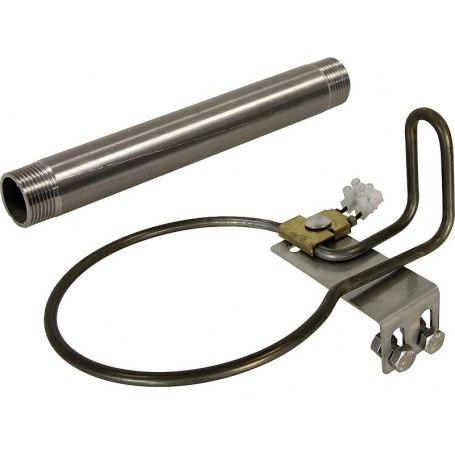 Heizungs-Set für Stahlständer mit Mod. 25 R, 24 V / 80 W