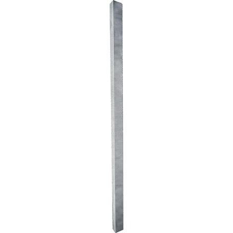 Metallpfosten für Weidetore 8cm x 8cm x 200cm, 240036