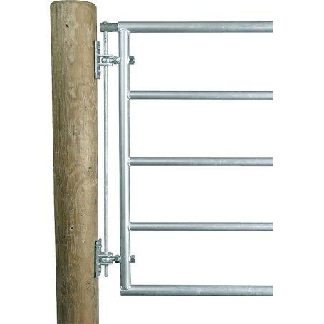 Zwischenraum-Schutzset, verzinkt für Weidetore, 303419